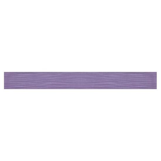 Płytka ścienna Palette Viola listwa linie 7x60 Paradyż