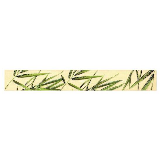 Płytka ścienna Bambus Beige listwa 4,8x33,3 Paradyż