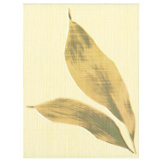 Płytka ścienna Bambus Beige inserto 25x33,3 Paradyż