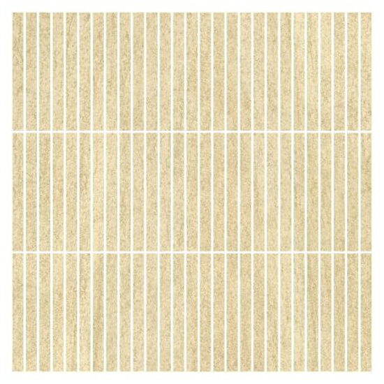 Mozaika Affron Beige inserto paski mix 32,5x32,5 Paradyż