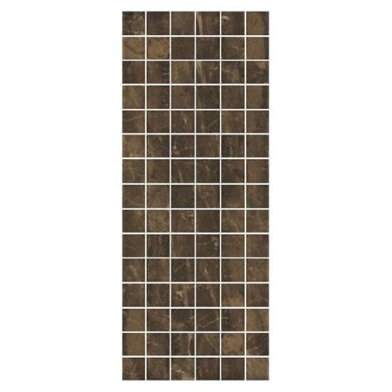 Mozaika Sensa brąz 20x50
