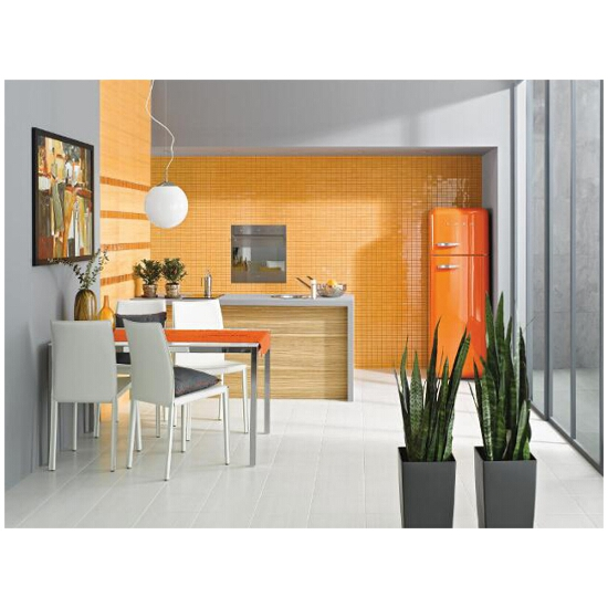 Płytka ścienna Capri orange mosaic 50x5,5