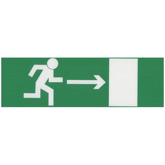 Znak ewakuacyjny piktogram E03 Mawel