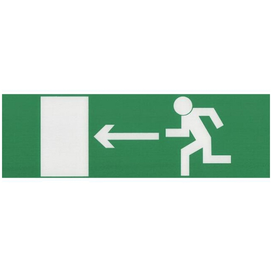 Znak ewakuacyjny piktogram E04 Mawel