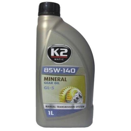Olej przekładniowy K2 MATIC 85W-140 1l