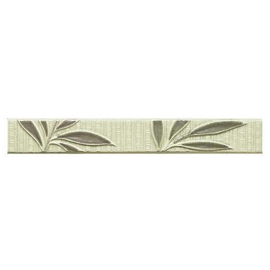 Płytka ścienna kafel bambus verde 25x3,5 Tenera