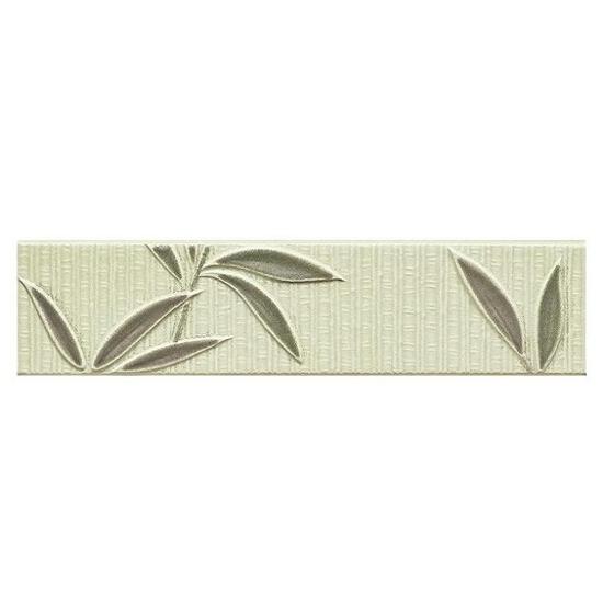 Płytka ścienna kafel bambus verde 25x6 Tenera