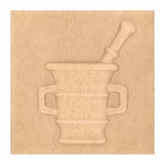 Płytka ścienna Ariza brown motyw kafel 3 10x10