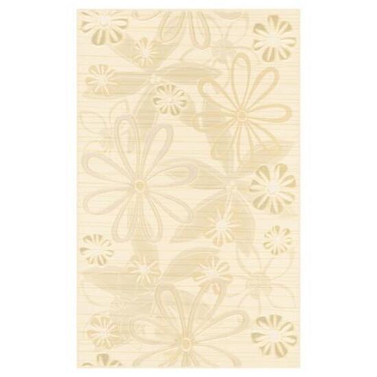Płytka ścienna Euforia beige inserto kwiatek 1 25x40
