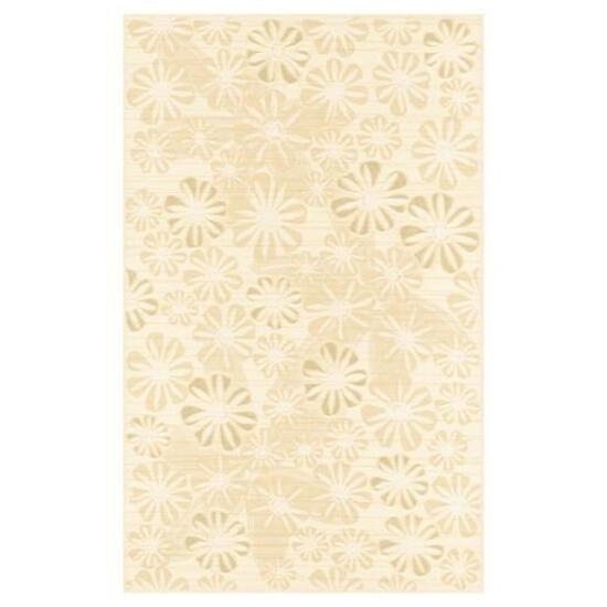 Płytka ścienna Euforia beige inserto kwiatek 2 25x40