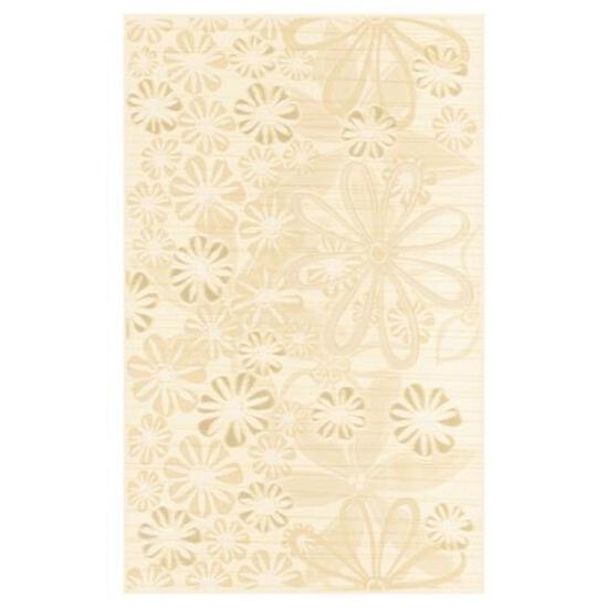 Płytka ścienna Euforia beige inserto kwiatek 3 25x40
