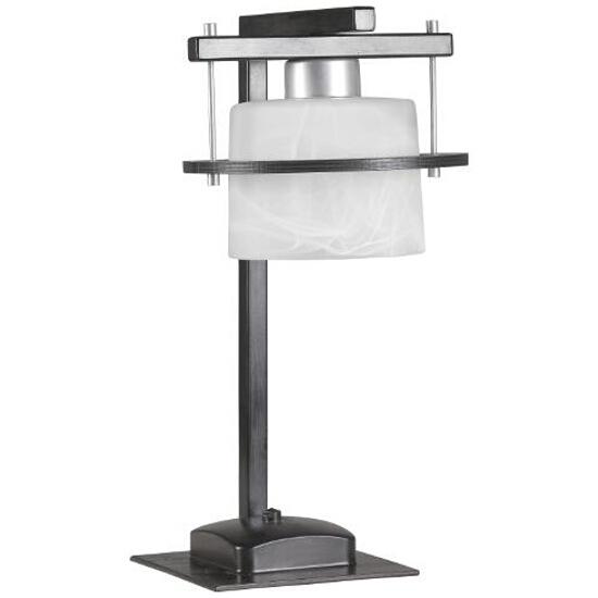 Lampa stołowa Korso wenge 1xE27 11009 Sigma
