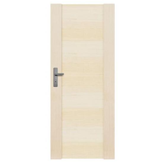 Drzwi sosnowe Modena pełne 60 prawe Radex