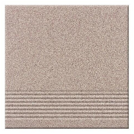 Gres brązowo-kremowy stopień 29,7x29,7