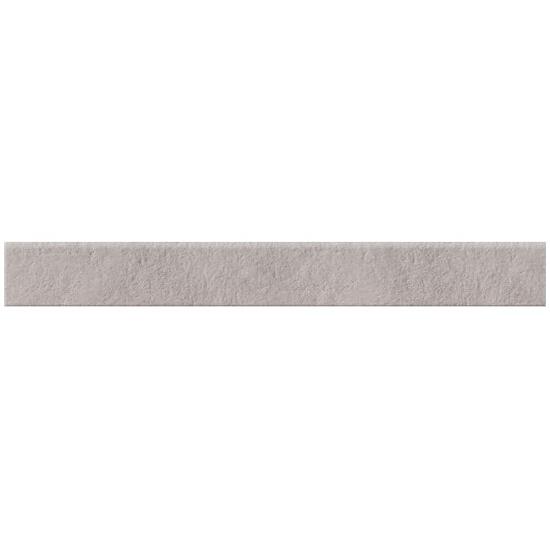 Cokół gresowy Dry River light grey 7,2x59,4