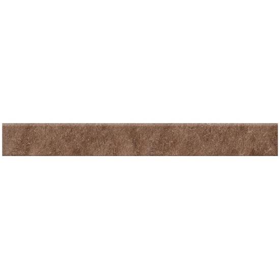 Cokół gresowy Dry River brown 7,2x59,4
