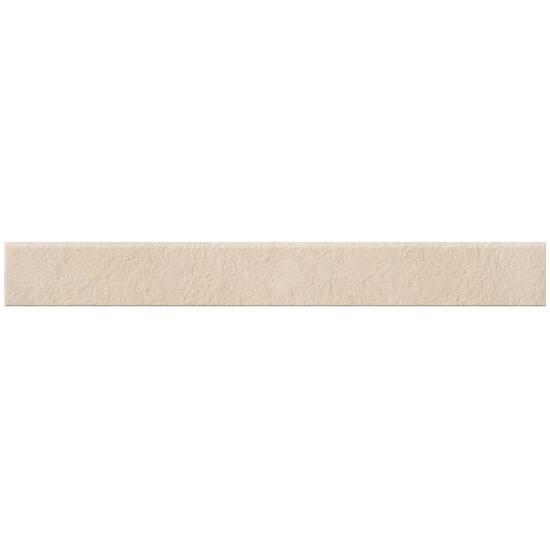 Cokół gresowy Dry River cream 7,2x59,4