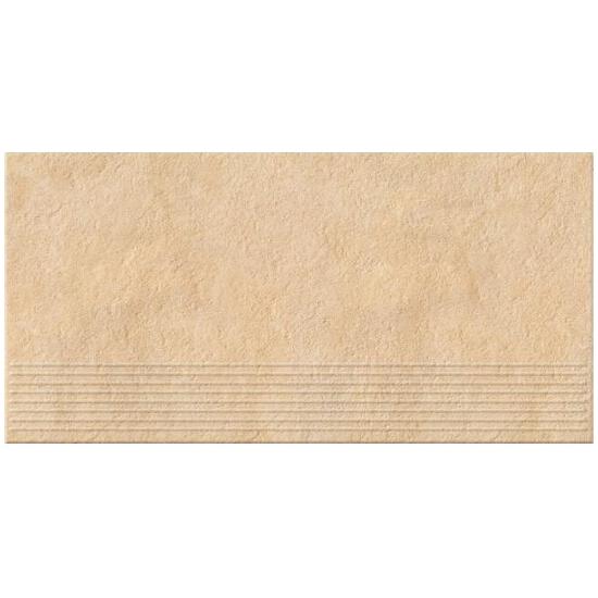 Gres Dry River beige stopnica 29,55x59,4