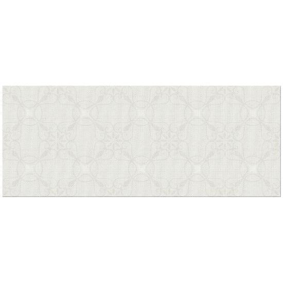 Płytka ścienna Soft Ornament grey classic inserto 20x50