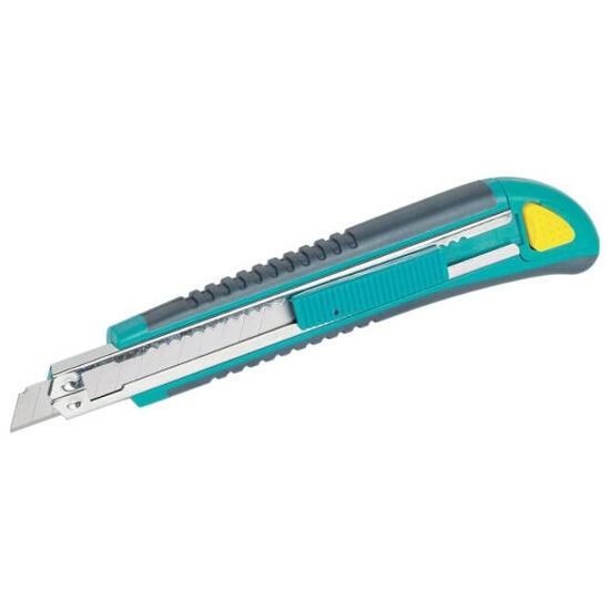 Nóż z ostrzami łamanymi 9mm WF4139000 Wolfcraft