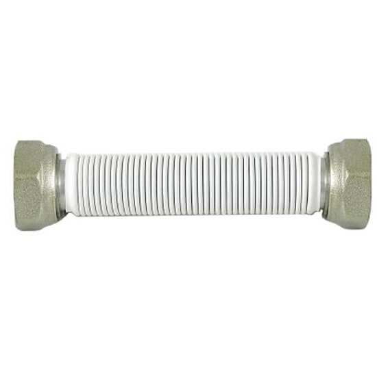 """Wąż elastyczny instalacyjny EMICASA 1/2"""" FG-FG (1000-2000 mm) ze st. nierdz. do wody Bisan"""