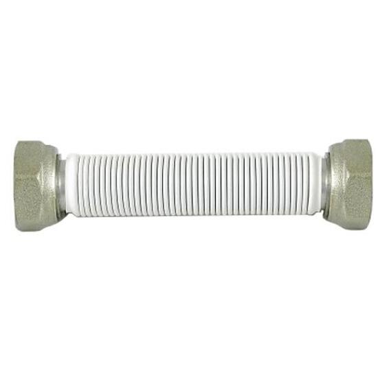 """Wąż elastyczny instalacyjny EMICASA 1/2"""" FG-FG (750-1500 mm) ze st. nierdz. do wody Bisan"""