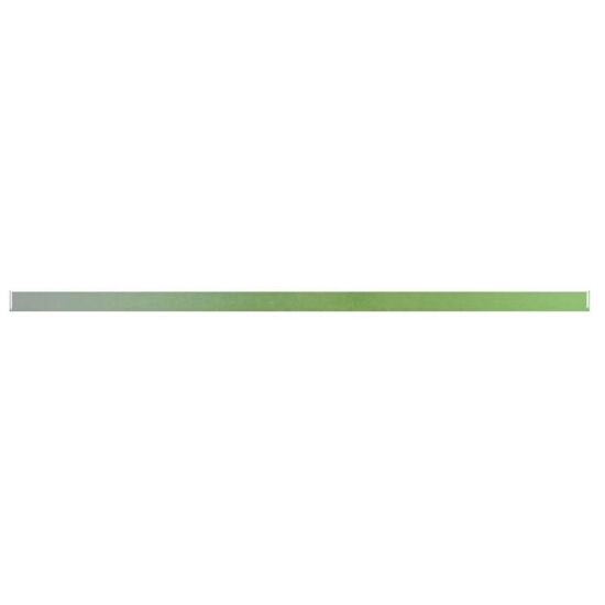 Płytka ścienna Sabro Verde listwa szklana 2,3x59,5 Paradyż