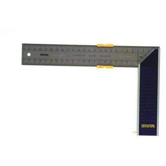Kątownik budowlany 250mm, 10503543 Irwin