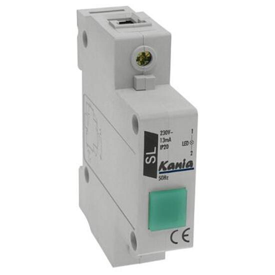 Lampka sygnalizacyjna LED SL-GN GREEN Kanlux