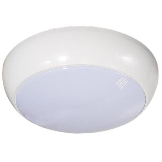 Plafon przemysłowy hermetyczny świetlówkowy LUVEN MX-218/38W-W Kanlux