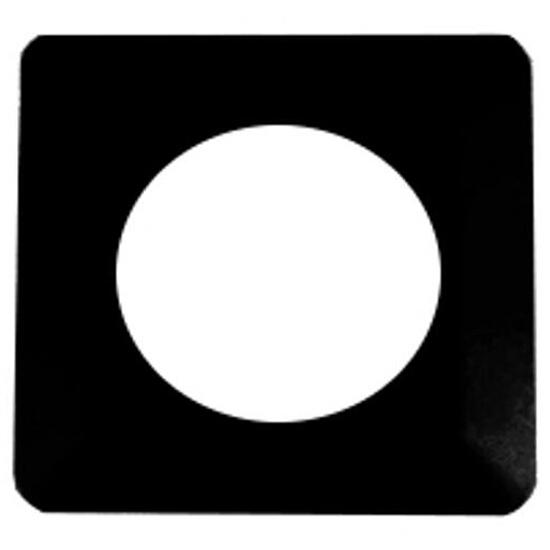 Ramka ścienna pojedyncza OSX-910 czarna Zamel