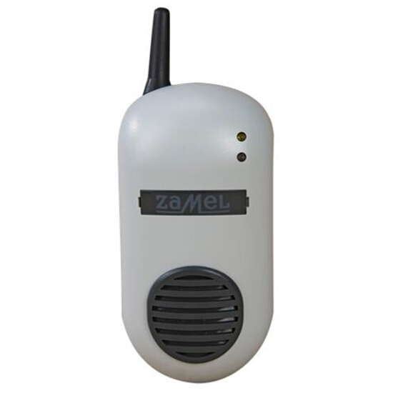 Dzwonek bezprzewodowy BULIK zestaw hermetyczny DRS-982K 230V Zamel