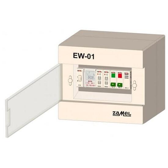 Sterownik WOŹNY 230V typ: EW-01 Zamel