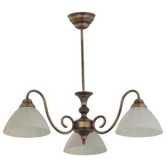 Lampa wisząca KACPER 3xE27 60W 378E Aldex