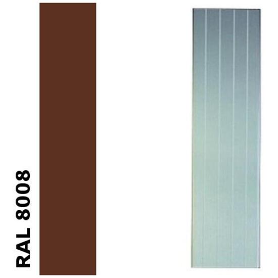 Grzejnik łazienkowy FARO V22 1800x600mm RAL 8008 (brązowy) Purmo