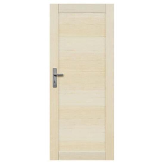 Drzwi sosnowe Lazio pełne 70 lewe Radex