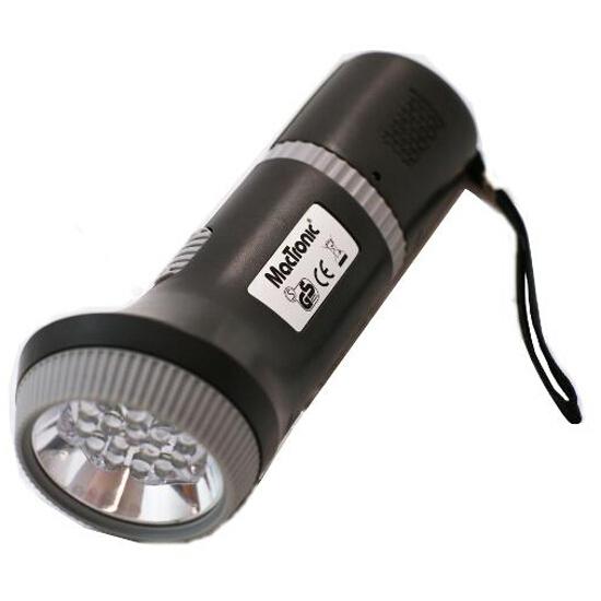 Latarka ręczna ładowalna LED 3208LED MacTronic