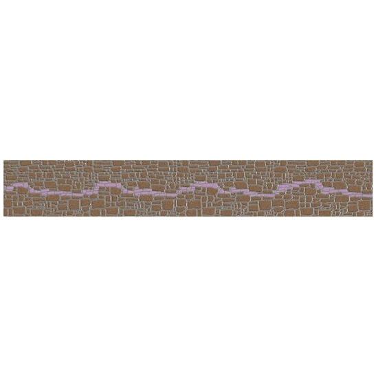 Płytka ścienna Polinesia fioletowa modern 45x7