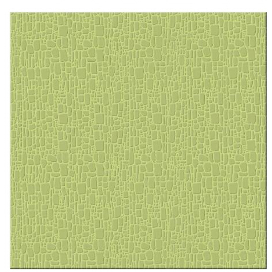 Płytka podłogowa Polinesia zielona 35x35