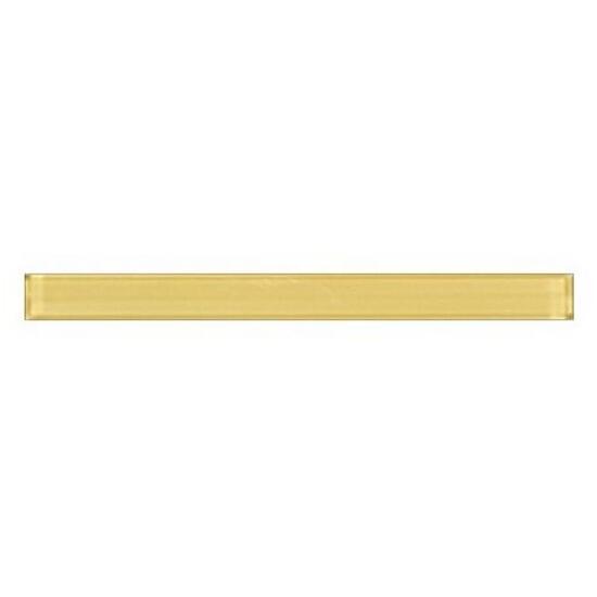 Płytka ścienna Artiga żółta glass 35x3