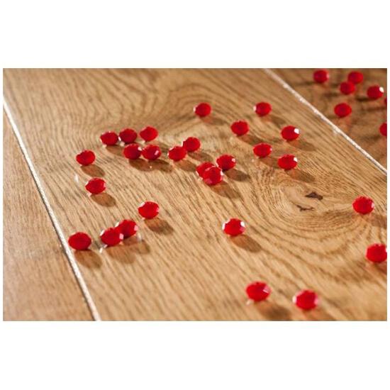 Deska lita dąb rubin fazowany lakier 18mm Barlinek