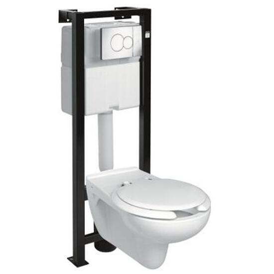Stelaż do WC z miską NOVA TOP BEZ BARIER z miską wiszącą 63500-000 99179000 Koło