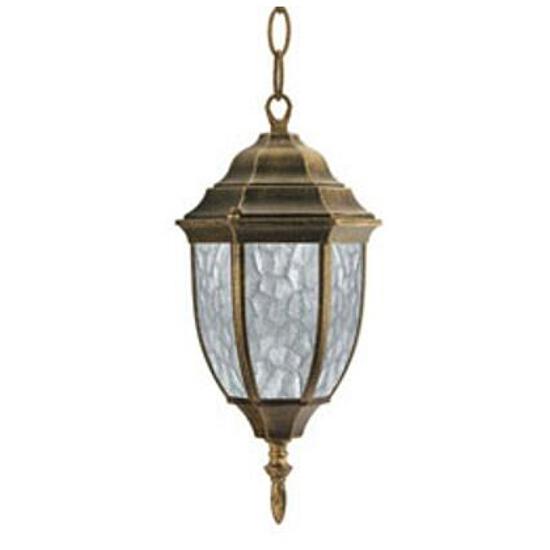 Lampa ogrodowa wisząca METUS 1xE27 8016H ANS