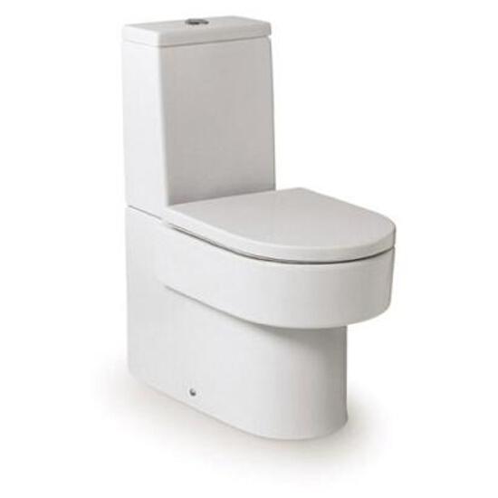 Miska WC stojąca kompaktowa HAPPENING odpływ podwójny A342567000 Roca