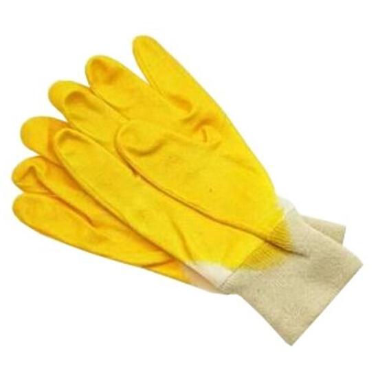 Rękawice powlekane nitrylem rozm. 9 REIS