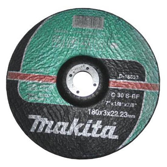 Tarcza tnąca do betonu 180x3x22,2mm D-18633 Makita