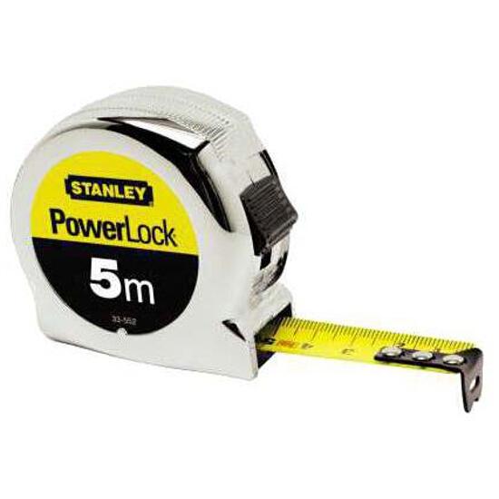 Miara zwijana micropowerlock 5m x 19mm 0-33-552 Stanley