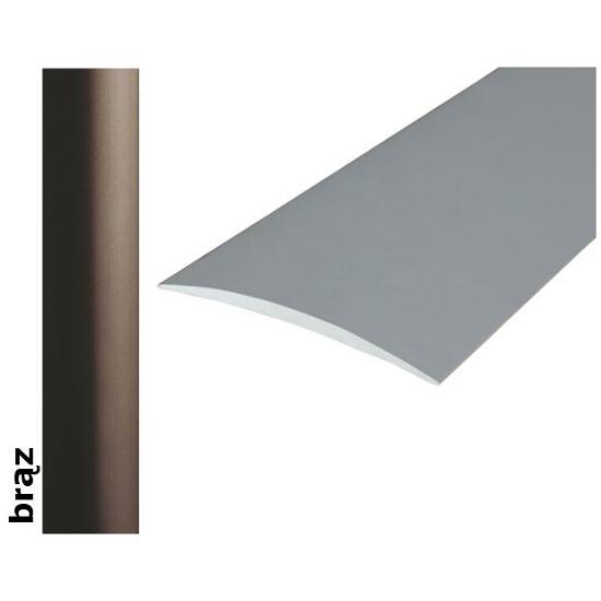 Listwa dylatacyjna Effect Standard A70 samoprzylepna brąz 100cm Effector