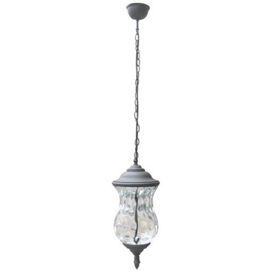 Lampa ogrodowa wisząca MARSYLIA 3xLED AL833CHCWB Polux