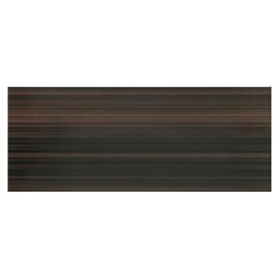 Płytka ścienna Organza brąz 20x50
